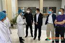 昆明理工大學夏雪山副校長帶隊檢查指導津橋學院春季學期開學疫情防控工作