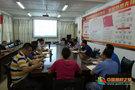 安徽科技学院领导深入机械工程学院调研指导大类招生专业分流工作