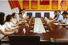 景德镇学院领导教师节走访慰问教职工代表