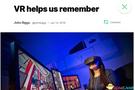 美国大学实验证明比起2D通过VR学习更提升记忆力