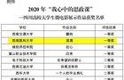 西南医科大学微电影作品《浪涌》荣获第四届四川高校大学生微电影展示活动一等奖