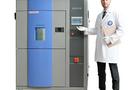 冷热冲击试验箱出现冰堵原因及解决办法