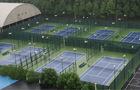 重慶西南大學翻新網球場圍網案例