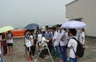 广州萝岗区举办15年暑期中学生物理和天文探究活动