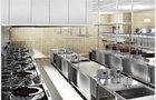 正确选择校园食堂厨具的选择原则