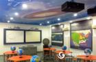 羿飞教育工具先行 构建海淀中学创新地理教室