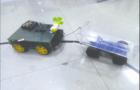 四川大学生设计快递问题件分拣服务机器人