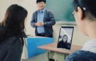 签到刷脸中国传媒教授让人脸识别走进课堂