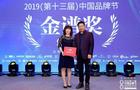"""美世教育荣膺2019(第十三届)中国品牌节""""金谱奖·教育行业创新品牌"""""""
