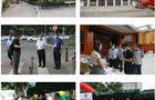 北京工商大学迎接首批返校毕业生回家