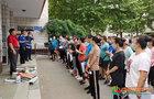 衡水学院体育学院全体教工圆满完成毕业生行李打包邮寄工作