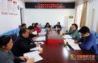 北京农学院校长王慧敏调研指导马院建设与思政课改革