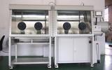 南京九門雙工位循環凈化手套箱JMS-S1X