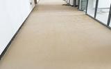 寒假耐磨防滑防水来宾厂家同质透心纯色PVC塑胶地板