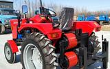 厂家直供 拖拉机绞磨 四轮驱动优质拖拉机绞磨 四轮拖拉机绞盘