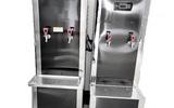 必威尔全自动智能开水器DAY-T812高铁站项目用