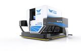 北京云安通航  飞行模拟器  全动模拟器MU172  UUT运动平台