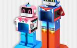 校园测温仪器-沃柯雷克儿童测温晨检机器人