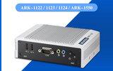 研华ARK-1122H宽温-20 ~ 60° C低功耗无风扇嵌入式工控机
