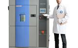PID控温两箱冷热冲击试验箱工厂