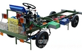 東風EQ1118G型透明整車教學模型