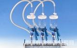 雙管封閉式無菌多聯過濾器
