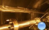 聚合釜生產現場研磨拋光