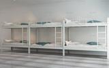 想知道雙層鐵架床價格,致電銘仁家具咨詢,廠家直銷更實惠