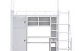 广东学生宿舍公寓床生产厂家宿舍床 温婉如画现代简约学生床的潜力股
