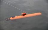 200mm直徑模塊化可重組可擴展自主水下機器人AUV
