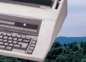 AE-640英文打字機