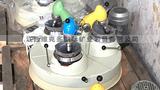 XPM-Φ120X3三頭研磨機實驗室瑪瑙粉碎機經久耐用研磨棒生產商