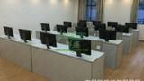 自动升降电脑桌 部队培训升降桌 政府机构电脑桌