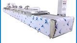 佛山不锈钢铝制烤盘通过式超声波清洗设备