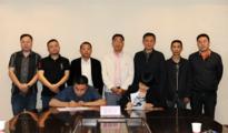贵州大学与深圳汉云科技合作大数据实验室