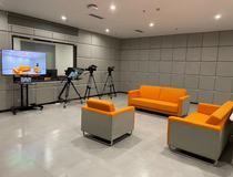 贵州图书馆演播室项目顺利完工