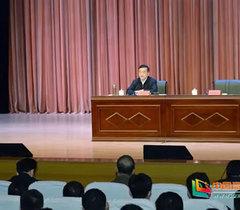 黑龙江大学师生参加学习贯彻党的十九届五中全会精神宣讲会