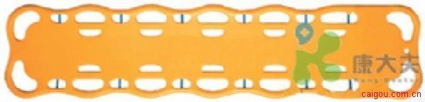脊椎固定板(配三条固定带)