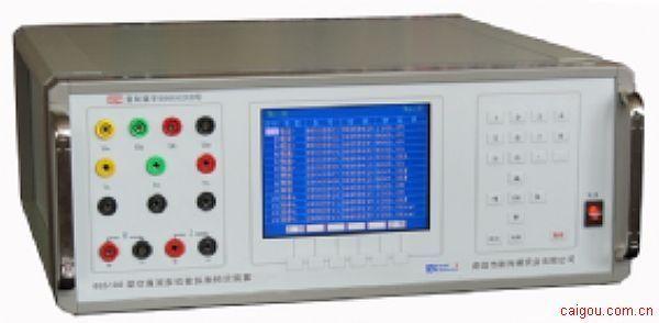 三相交直流多功能檢定裝置【交流采樣器、變送器、交直流電表、電能表】