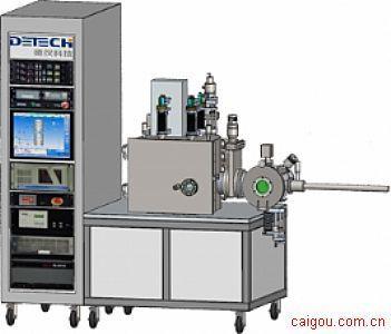磁控濺射真空鍍膜系統真空鍍膜機