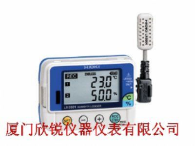 日本日置HIOKI湿度记录仪LR5001