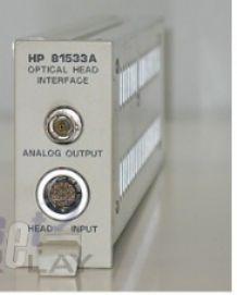 Agilent HP 81533A光功率模塊