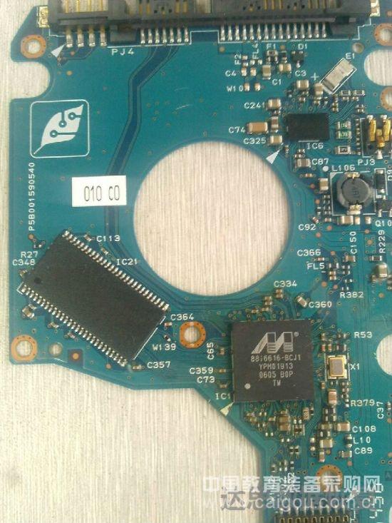 硬盘咔咔响敲盘不一定是磁头坏了 达思科技