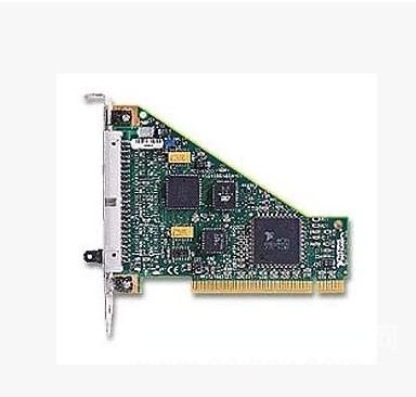 NI PCI-6503(DIO:24CH 2.4mA) 24條靜態數字I/O線(5V/TTL),2.4mA