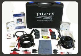 英國PICO 2和4通道專業汽車示波器