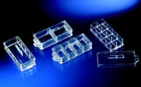 Nunc Lab-Tek II 腔室盖玻片系统155360 155379 155382 155409