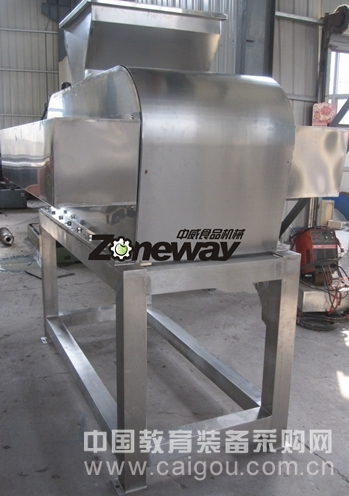 QPZJ-650型西番莲剥皮榨汁机 打浆机