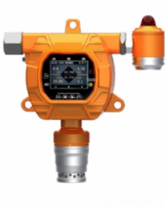 固定在线式非甲烷总烃TVOC检测分析仪可选配SD卡存储功能