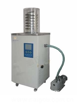 诺基仪器生产的冷冻干燥机(不加热型)LGJ-18A-标准型享受诺基仪器优质售后服务
