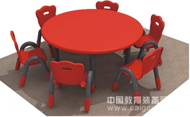 人体工程豪华圆桌